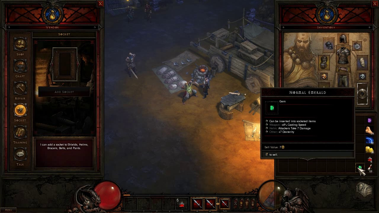 NEWS! Diablo3-sockelvorgang