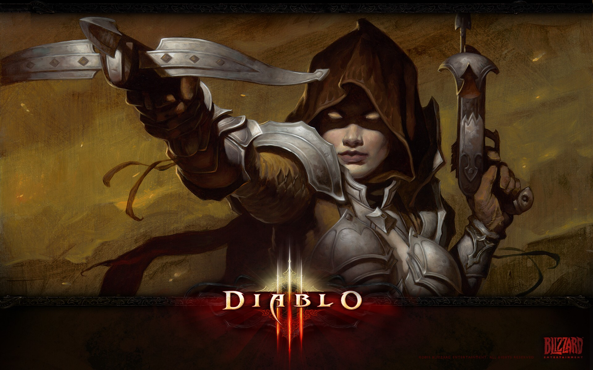 Naked women of diablo wallpapers anime video