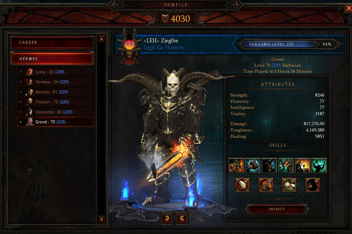 Diablo  Season  Best Builds