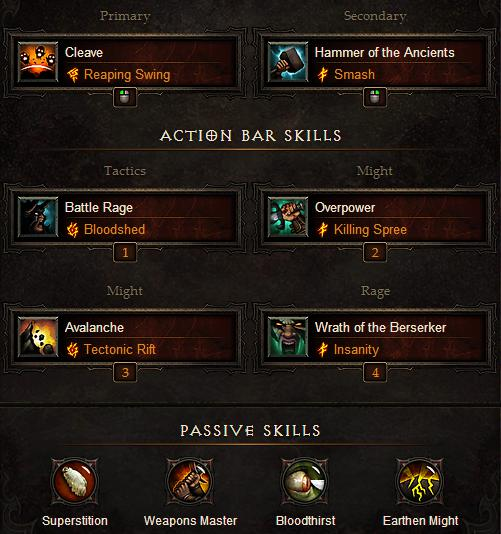 Diablo 3 RoS Barbaren Guide – Fist of the Ancients