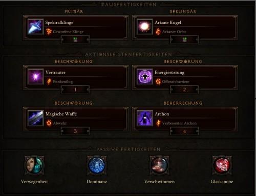 Diablo 3 zauberer build