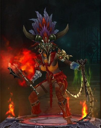 Diablo  Rathma Build Hardcore