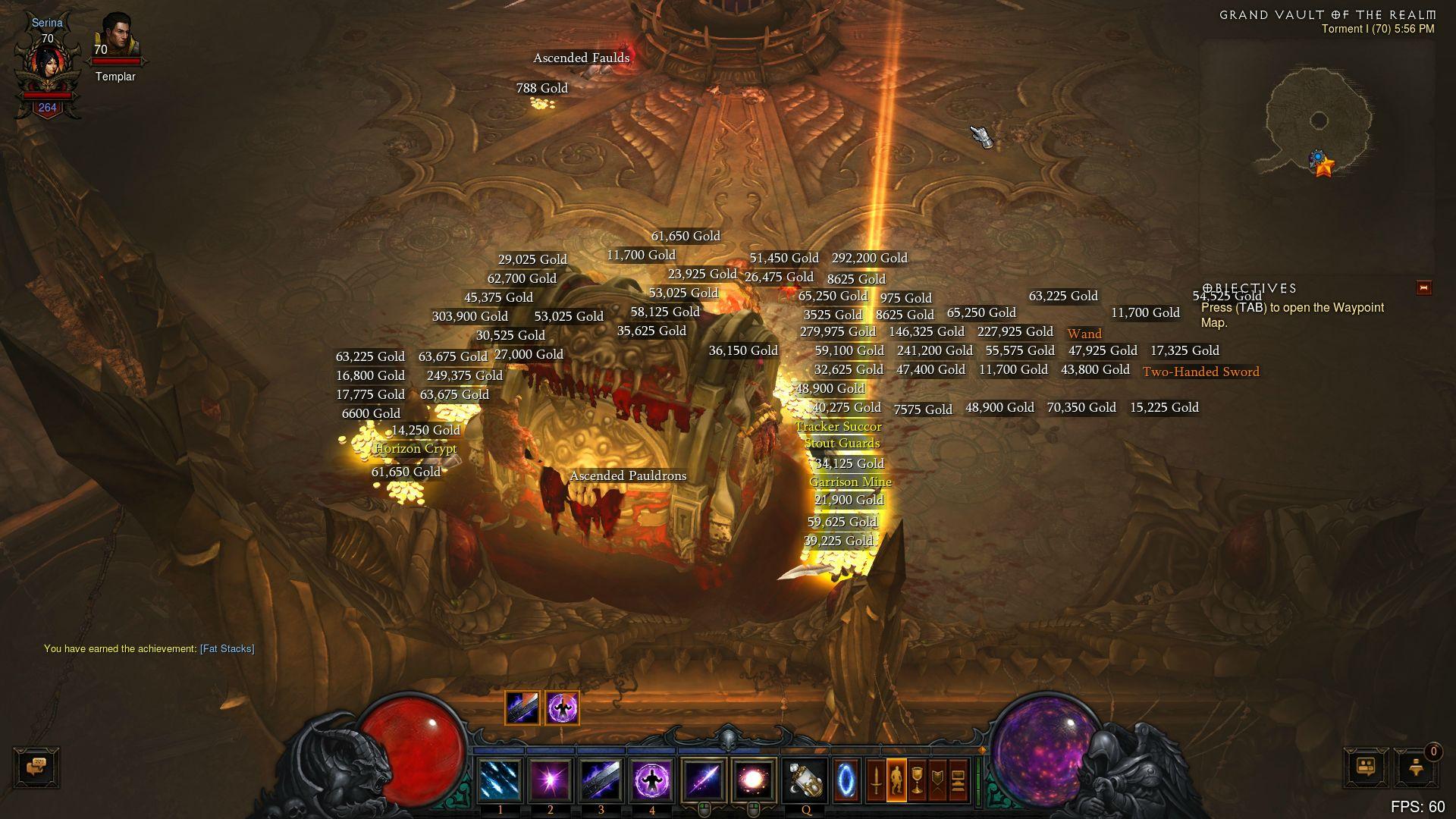 Diablo 3 gold finden sie - b70