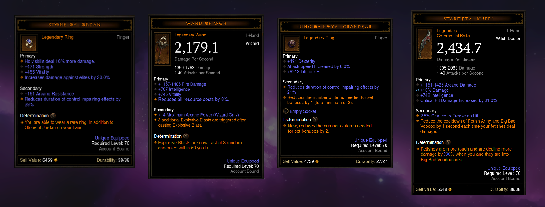 diablo 3 ancient items