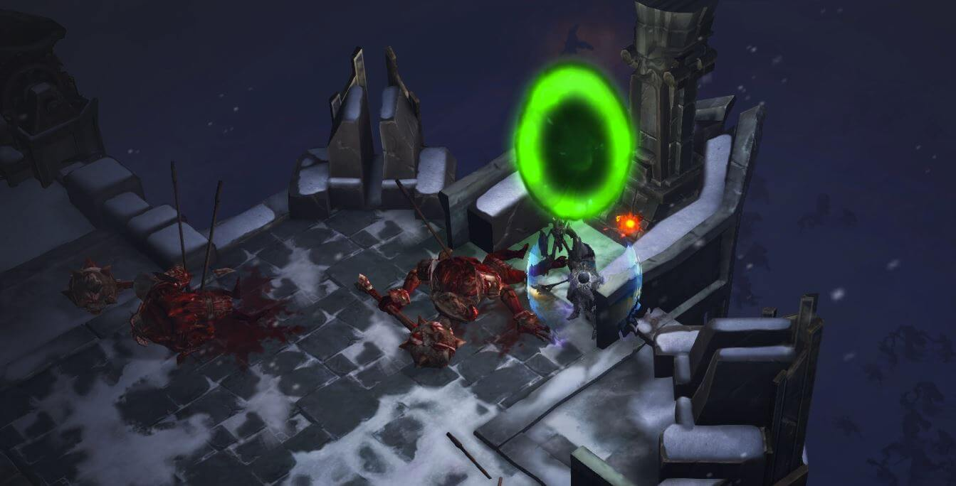 Patch 241 Now Live on PS4 and Xbox One - Diablo III