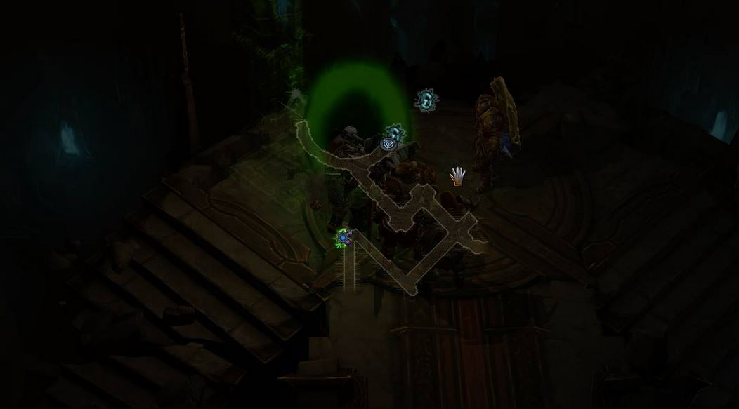 Diablo III | Set Dungeon Guide: Set portals, quests, wings