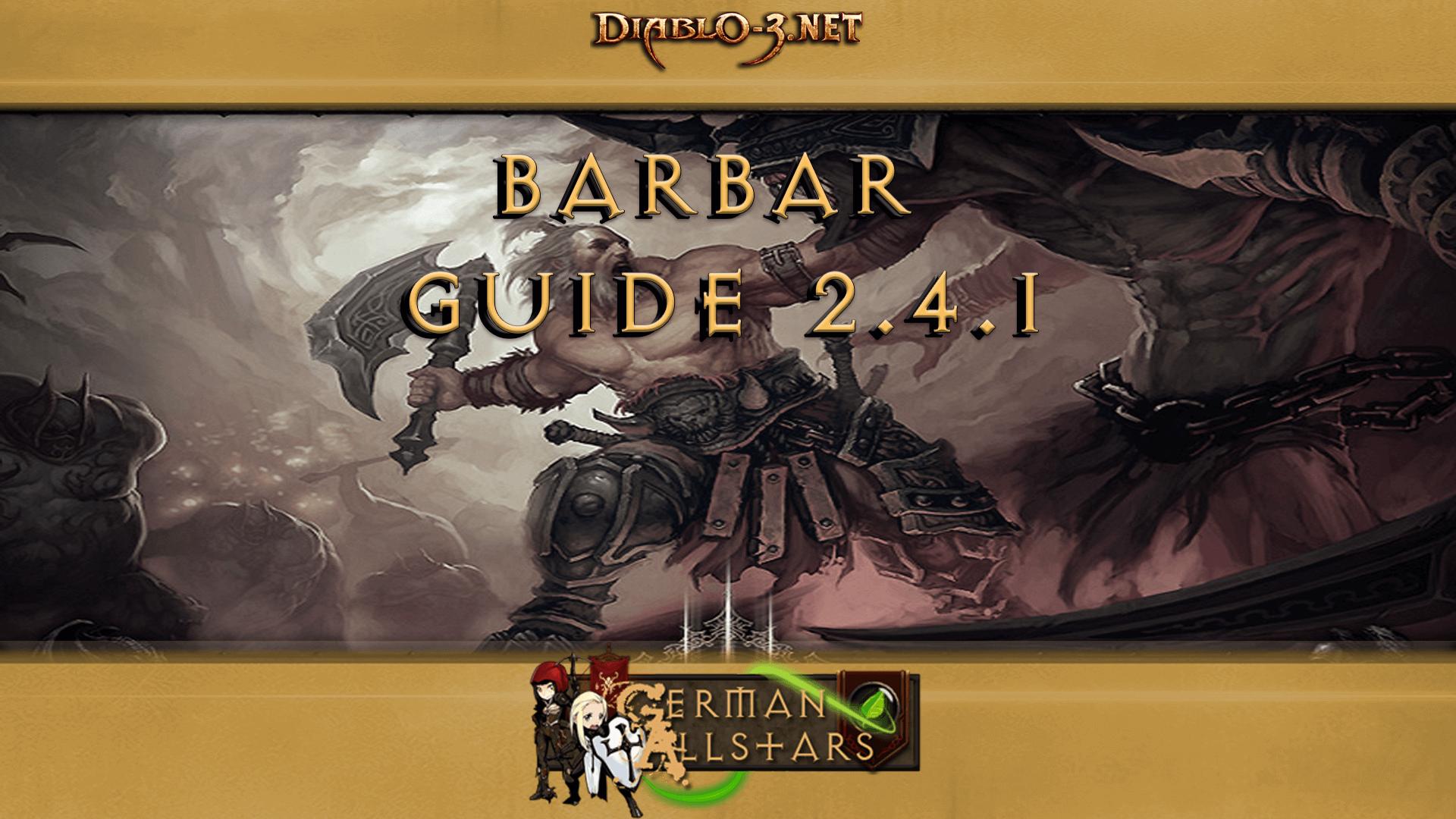 Build Barbar Saison