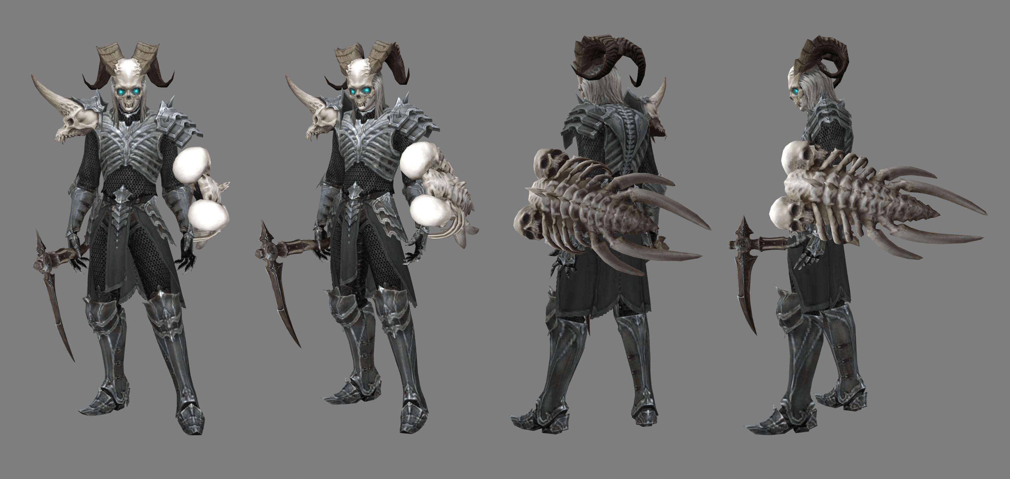 Diablo  Ultimative Builds