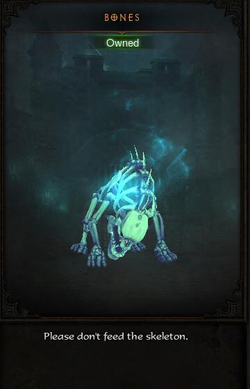 Diablo 3 Pet-Guide ➽ alle Haustiergefährten & Menagerist-Farmrouten