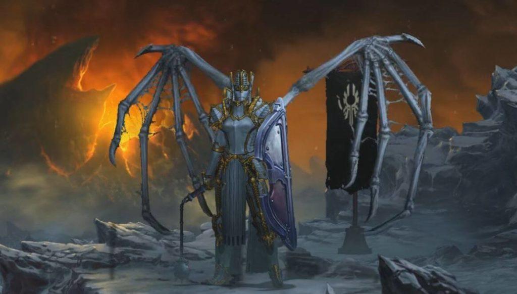 FlГјgel Diablo 3