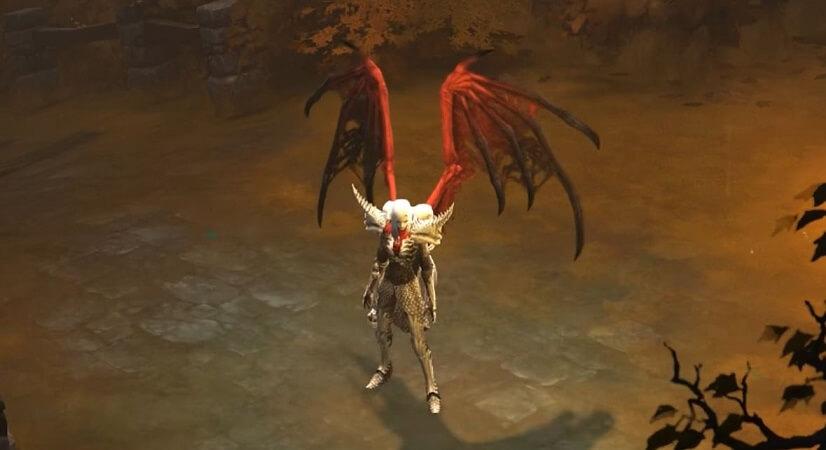 Flügel Diablo 3