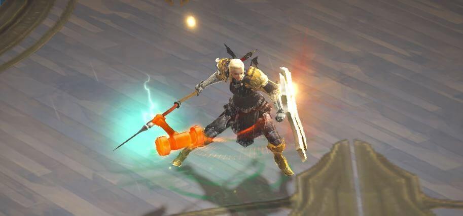 Diablo 3 Hammerdin Kreuzritter Build mit Sucher des Lichts