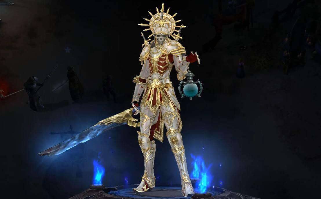 Diablo 3 Totenbeschwörer Set Gnade des Inarius